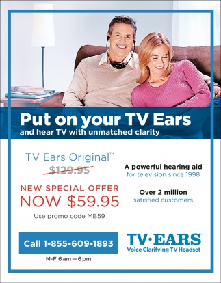 Put On Your TV Ears