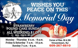 Wishes You Peace On This Memorial Day