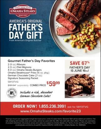 America's Original Father's Day Gift