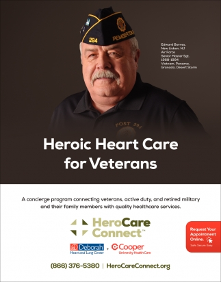 Heroic Heart Care For Veterans