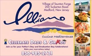 Celebrate Dads & Grads