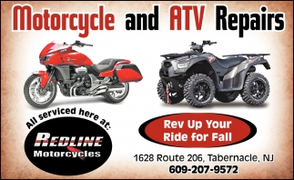 Motorcycle And ATV Repairs