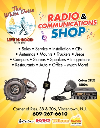 Radio & Communications Shop