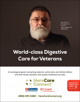World-Class Digestive Care For Veterans
