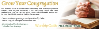 Grow Your Congregation