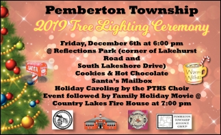 2019 Tree Lighting Ceremony