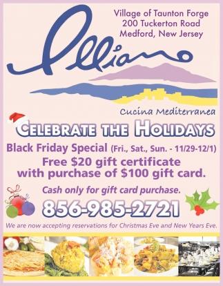 Celebrate Holidays