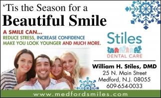 'Tis The Season For A Beautiful Smile