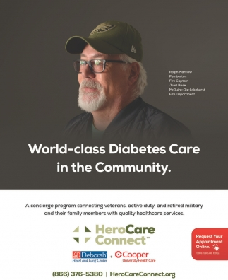 World-Class Diabetes Care In The Community.