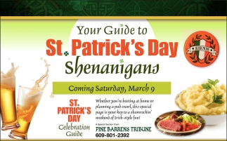 Your Guide To St. Patrick's Day Shenanigans