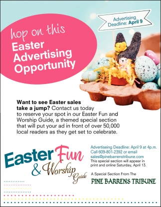 Easter Fun & Worship