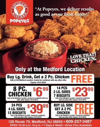Love That Chicken!