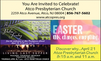 You Are Invited To Celebrate!