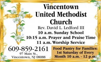 Food Pantry For Families