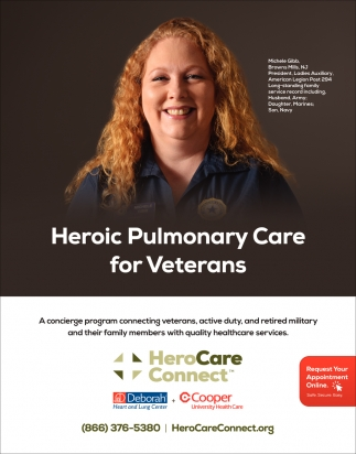Heroic Pulmonary Care For Veterans